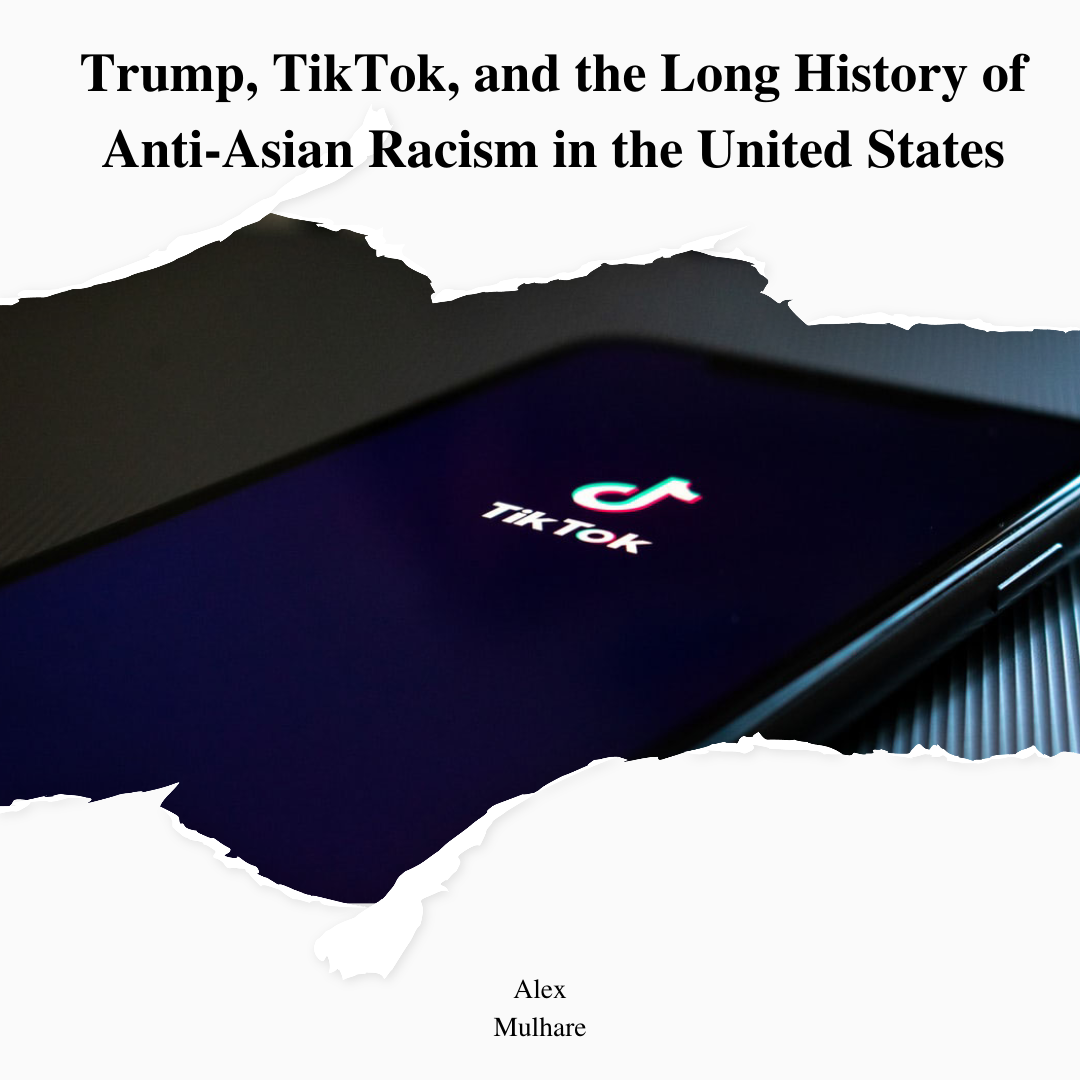 Alex examines Trump, Tiktok, and the Long History of Anti-Asian Racism in the United States. Check out the feature article via the link below, or alternatively click the link in our bio!   https://www.frontier-current-affairs.com/politics-and-international-relations/477141_trump-tiktok-and-the-long-history-of-anti-asian-racism-in-the-united-states …pic.twitter.com/HoHUiBYyiL