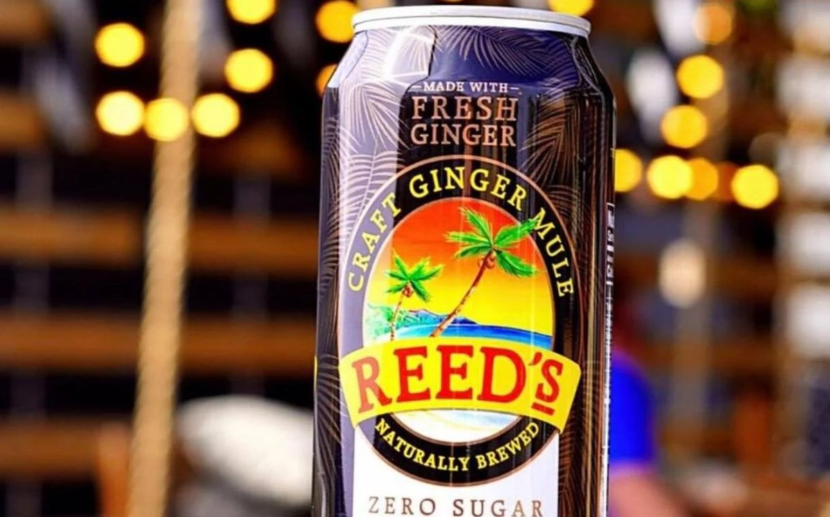 US #gingerbeer maker @DrinkReeds has released a ready-to-drink ginger mule, marking its first foray into the #alcoholic beverages category https://www.foodbev.com/news/reeds-launches-its-first-ever-alcoholic-beverage-with-rtd-ginger-mule/…pic.twitter.com/C8SvdTQCIf
