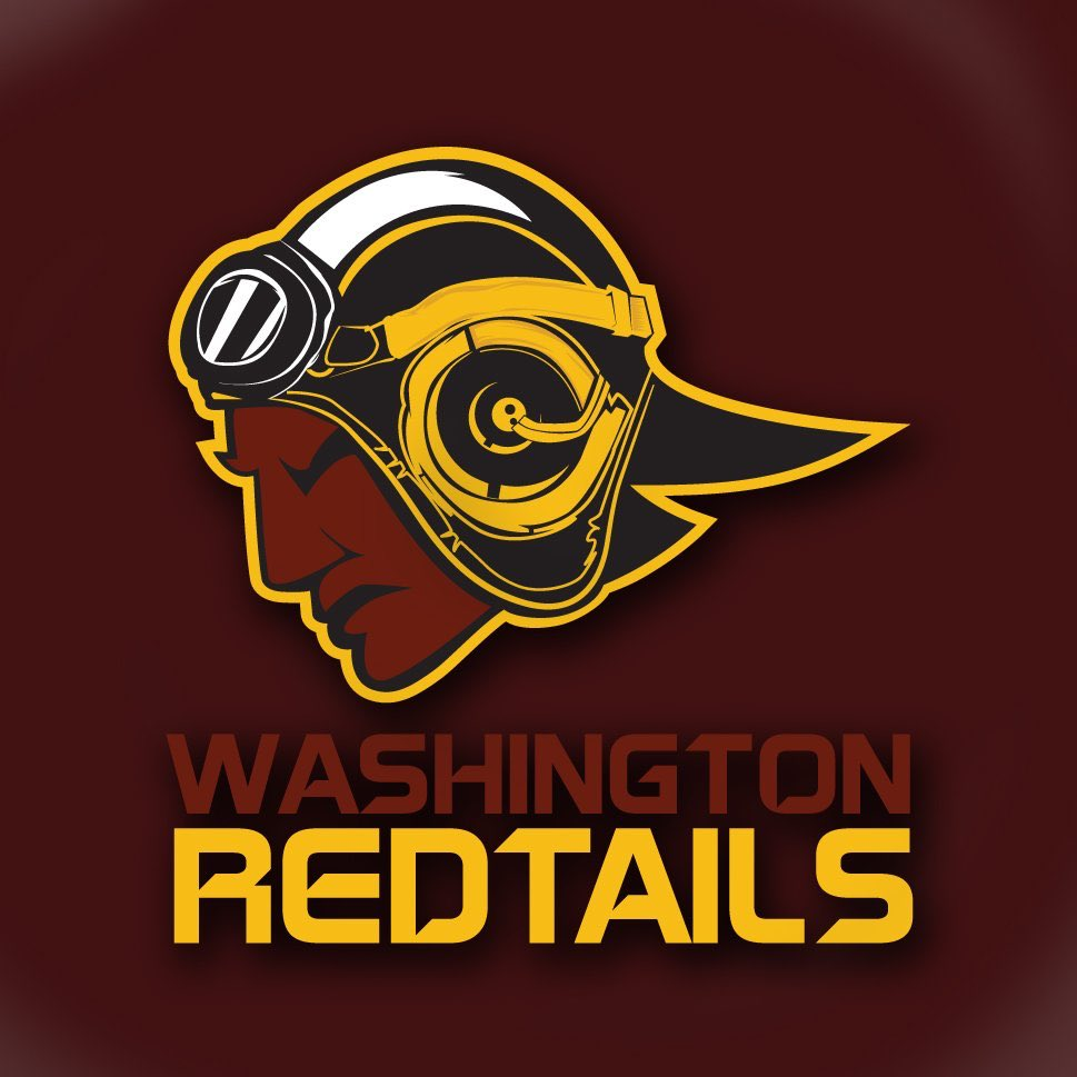 Great concept. Even the logos are 🔥. Hope this picks up traction. #WashingtonRedtails