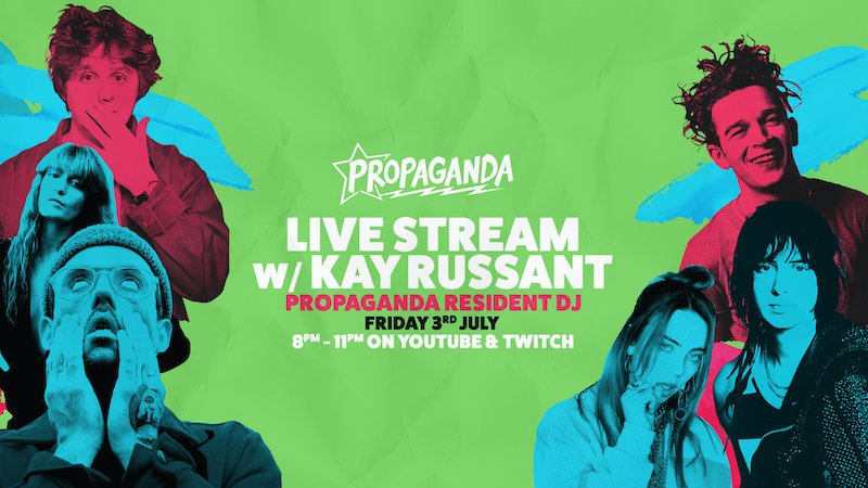 Join us tonight from 8pm for our weekly live stream! @krussant will play all the best new and classic as well as some pop-punk bangers! Tune in at 8pm to our YouTube channel: https://t.co/hXMFeG3pHI #livestream https://t.co/b8XEQ5qtVO