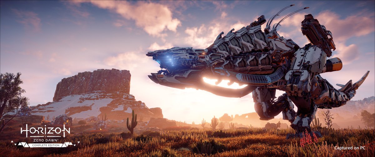 Horizon Zero Dawn Complete Edition Screenshots