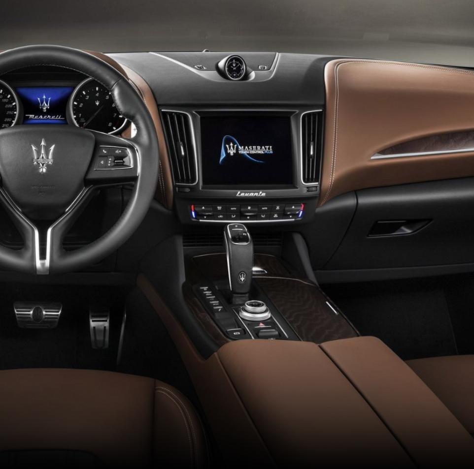 Step into the 2020 #Masearti #Levante and enjoy the comfort of premium materials and amenities at your fingertips! #MaseratiLevante #MaseratiLife https://t.co/La9AN8tutT