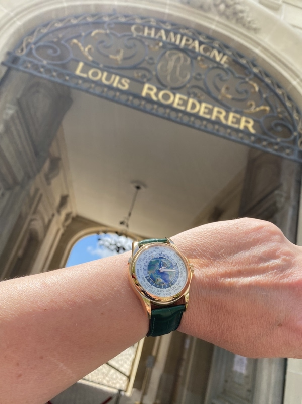 Louis Roederer Private tour and tasting https://t.co/TRs4TEHyW0 #PatekPhilippe https://t.co/qQP7e0Dl1o