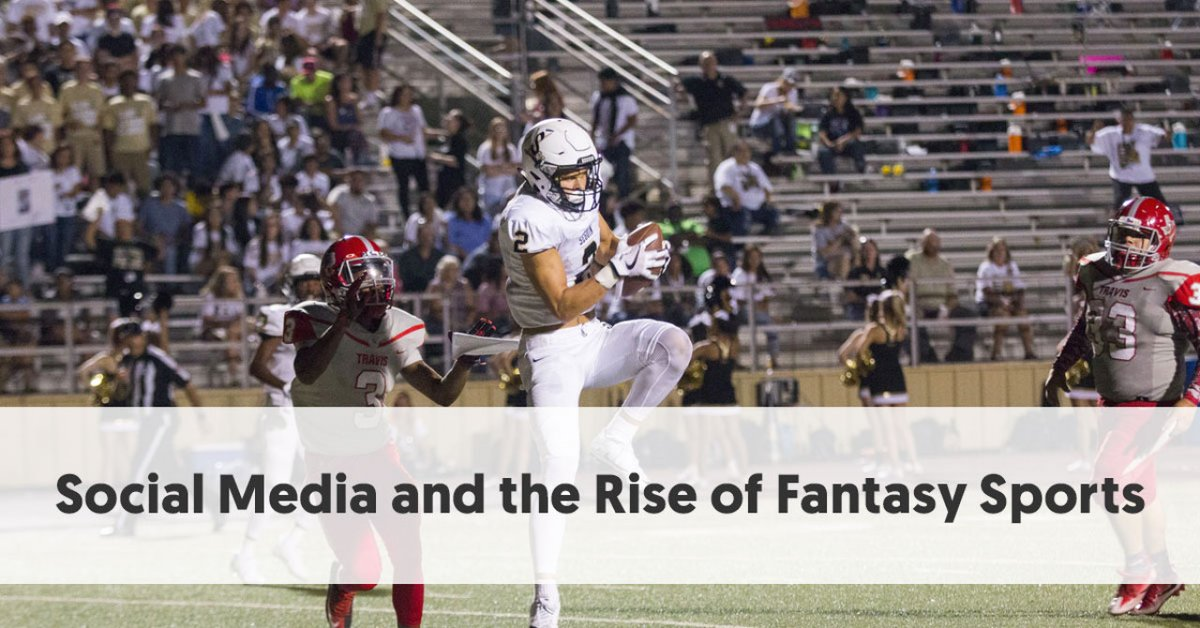 Fantasy sports have existed for nearly 50 years. Technology has helped them develop, and they now have serious followings.   Find out more about #fantasysports in social media via @influencermh right here.   https://chief.ist/1noEpic.twitter.com/2y1ieqZAGE