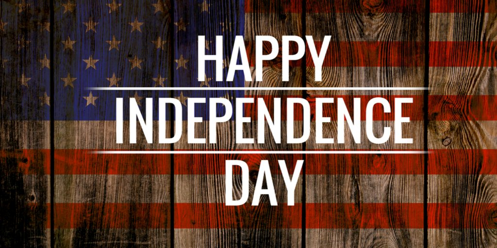 On this #4thofjulyweekend We wish you a very happy, safe, and blessed #IndependenceDay May our country always flourish and celebrate many more years of independence. Together, we can help make America grow into a better nation. #Happy4thofJuly 2020 to you and your family! https://t.co/2Yq2vWoSOO