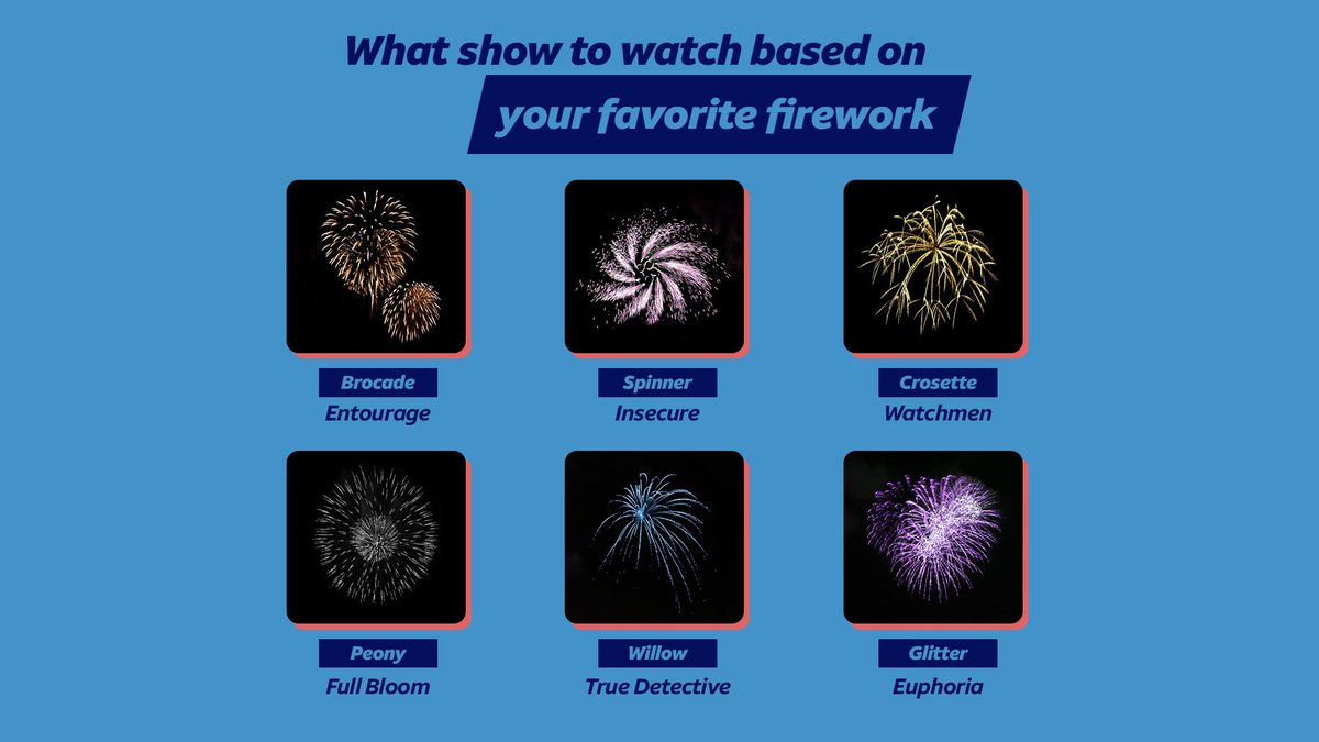 Trying to decide which HBO show to binge this #FourthofJuly weekend? We've got you covered with this handy little chart. 🎆 https://t.co/VbaldpQJr3