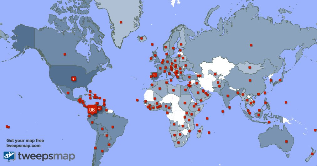 Tengo 58 nuevos seguidores, desde Argentina 🇦🇷, y más durante la última semana https://t.co/MqPs5anAzN https://t.co/ewSKtraMaj