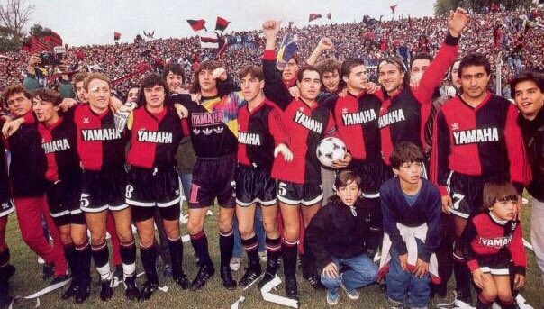 Newell's Old Boys on Twitter: