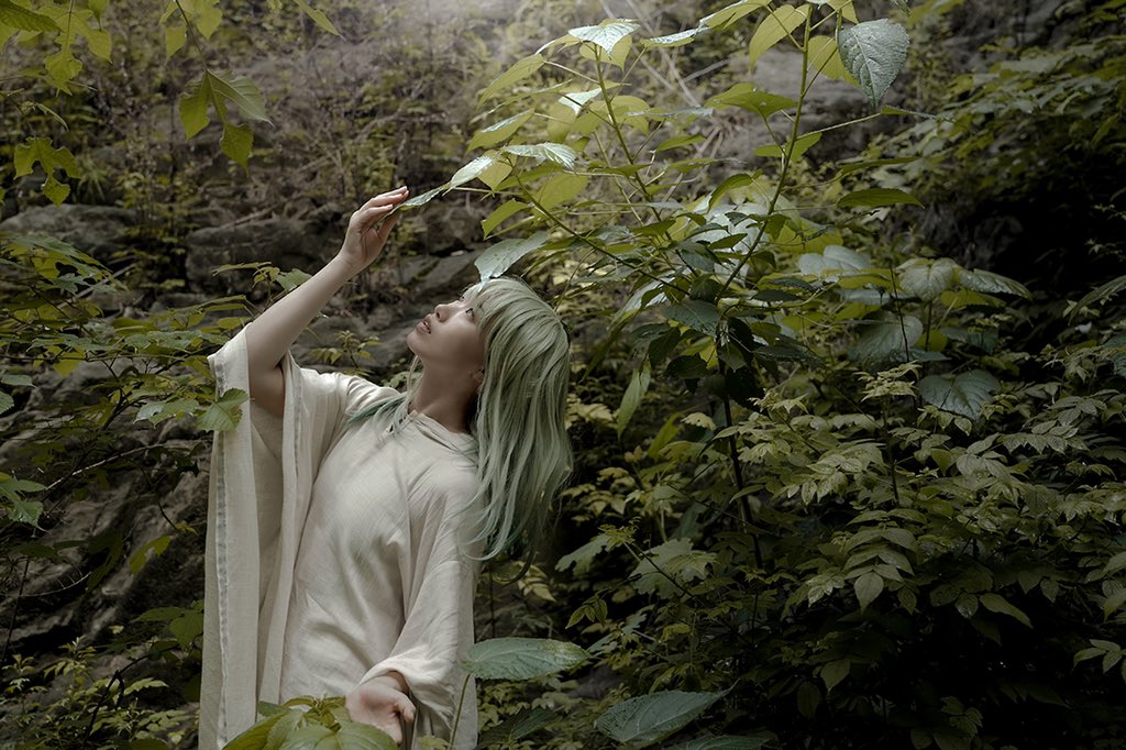 cosplayer:@_ennidu_  photographer: @-姜怀-(weibo)  #コスプレ #エルキドゥ #fgo #fategrandorder  #fatestrangefake #cosplay #light #potraitphotography #enkidu #fategrandordercosplay #landscape #naturephotography #naturelovers #natureandart #恩奇都 #potraitmoodpic.twitter.com/Sek6fsy6QV