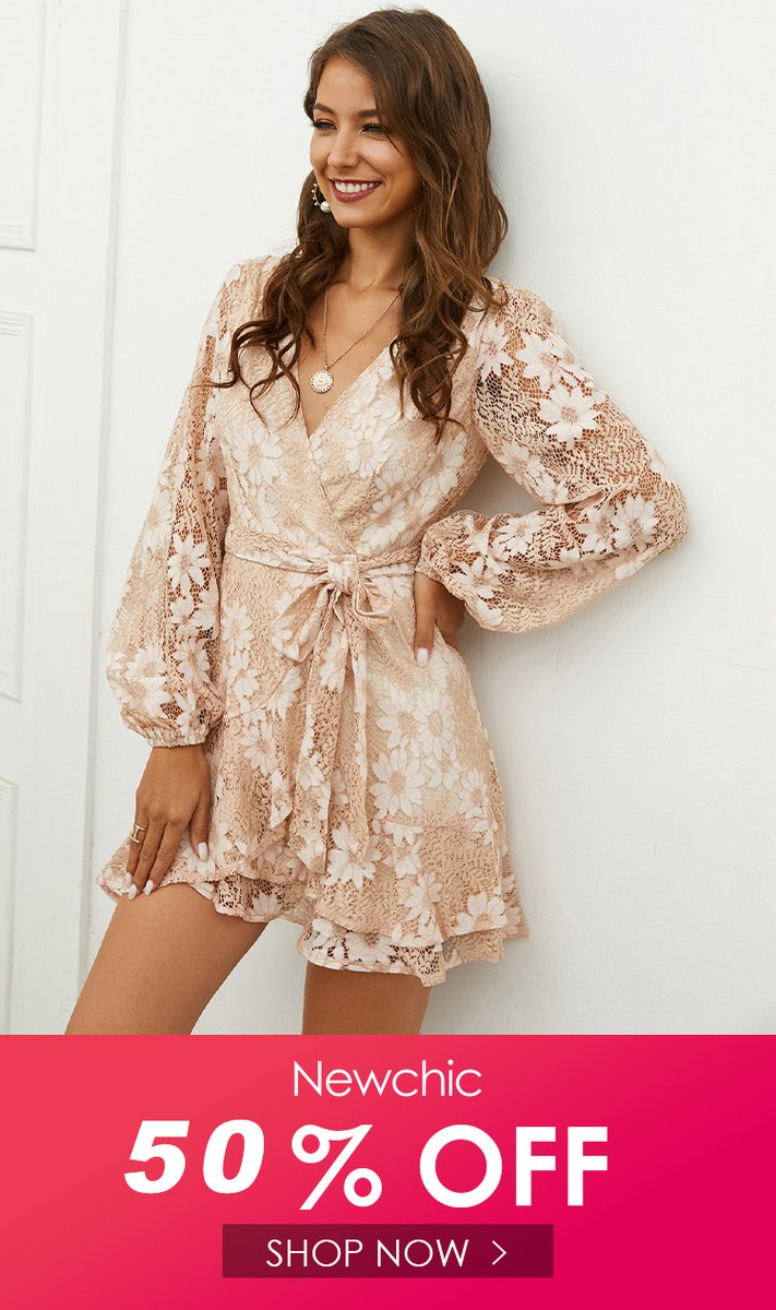 50% OFF / US$ 49.99 Lace Cross Wrap Dress Color: Pink Size:S, M, L, XL  #sale #minidresses #Dresses #LaceDresses #womensfashion #giftforher #giftideas #Summerwear #summerfashion #buyonline #onlineshopping #Affiliatelink   https://pin.it/3M1MxXu via @pinterestpic.twitter.com/fNWveI6pR0