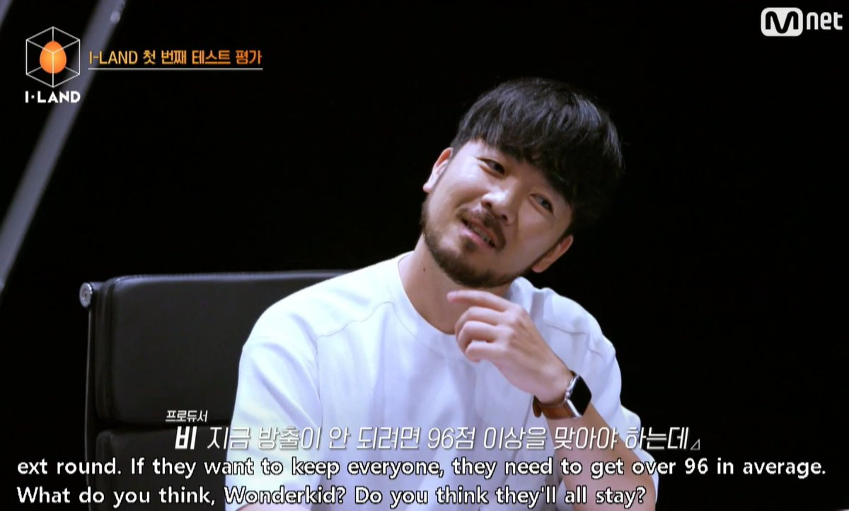Honestly, I feel bad for Heesung. As far as I observed, he's the only who really understood the true meaning of their task. They should be united for a better teamwork rather than talking behind each other.   On a lighter note, I'm happy to see teacher Son Sungdeuk!   #ILAND<br>http://pic.twitter.com/LYoQFunbFu