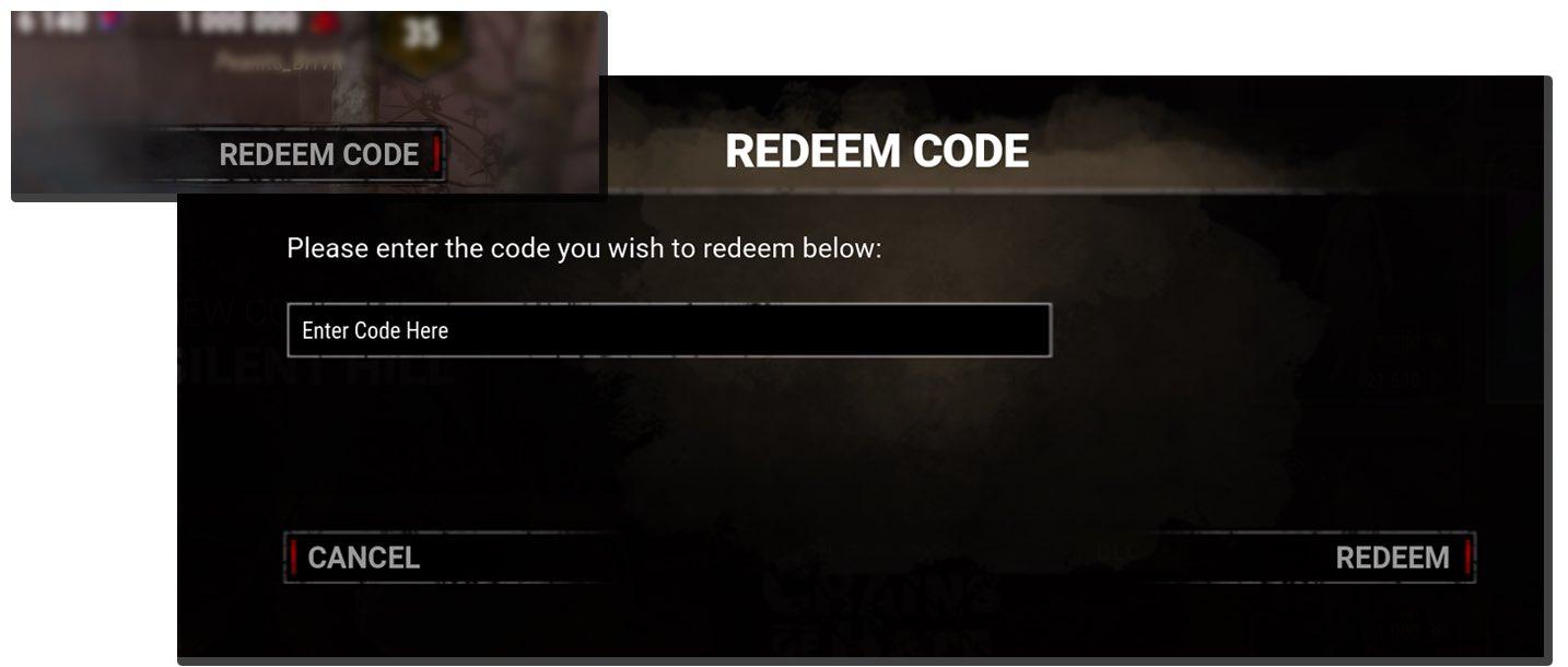 コード dbd 引き換え