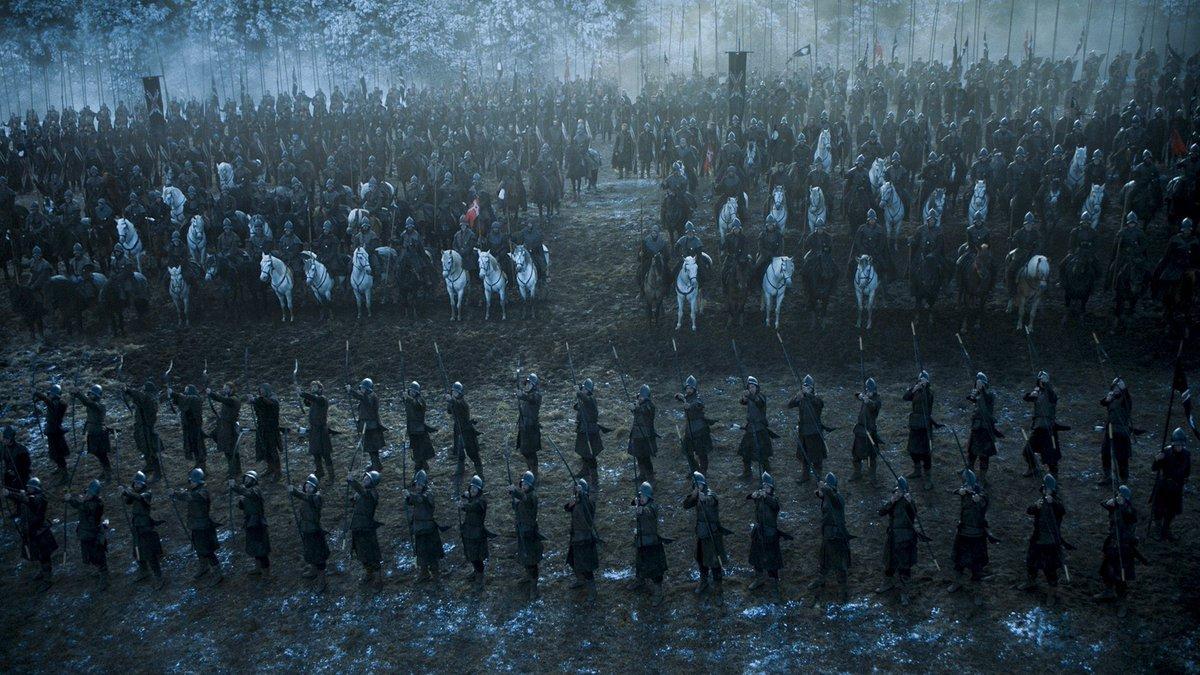 "Game of Thrones (2016) s6e9 ""Battle of the Bastards"" dir. Miguel Sapochnik dp. Fabian Wagner <br>http://pic.twitter.com/LKUmjWe8la"