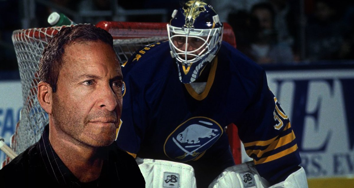 ICYMI: Episode 20 featuring former #Sabres goalie @cmalarchuk Clint Malarchuk! This was my favorite episode to date & really hit home for me. Please subscribe on Apple Podcasts and Spotify and listen! #HockeyTwitter #BellLetsTalk   https://t.co/eeOidrMaCX  https://t.co/L6IOK3MiDi https://t.co/hDKzHmtcXe