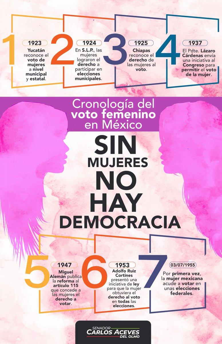 Hace 65 años —aunque suene absurdo— las mujeres mexicanas acudieron por 1era vez a votar en unas elecciones federales. Desde la @CTM_MX, nuestro compromiso es salvaguardar sus derechos políticos e impulsarlas para que sigan participando en la vida pública del país. https://t.co/C7XDMXfXAx