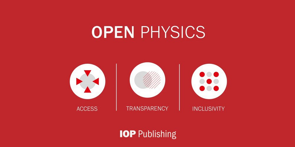 This week, Daniel Keirs, Associate Director at IOP Publishing, has written an article for Research Information @researchinfo discussing how we see #openscience, what we can do to accelerate progress, and our new #openphysics programme.  Have a read at https://t.co/5sPn1Hbtgi https://t.co/yGgp3R64Vs