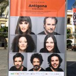 #Mérida66 y sus protagonistas ya visten calles y plazas de #Mérida #patrimoniodelahumanidad Del 22 de julio al 23 de agosto, el #teatro revive en #Extremadura #artesescénicas #cultura @JCimarro @_PENTACION_ @ayto_merida