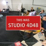 Image for the Tweet beginning: Couldn't participate in our Studio