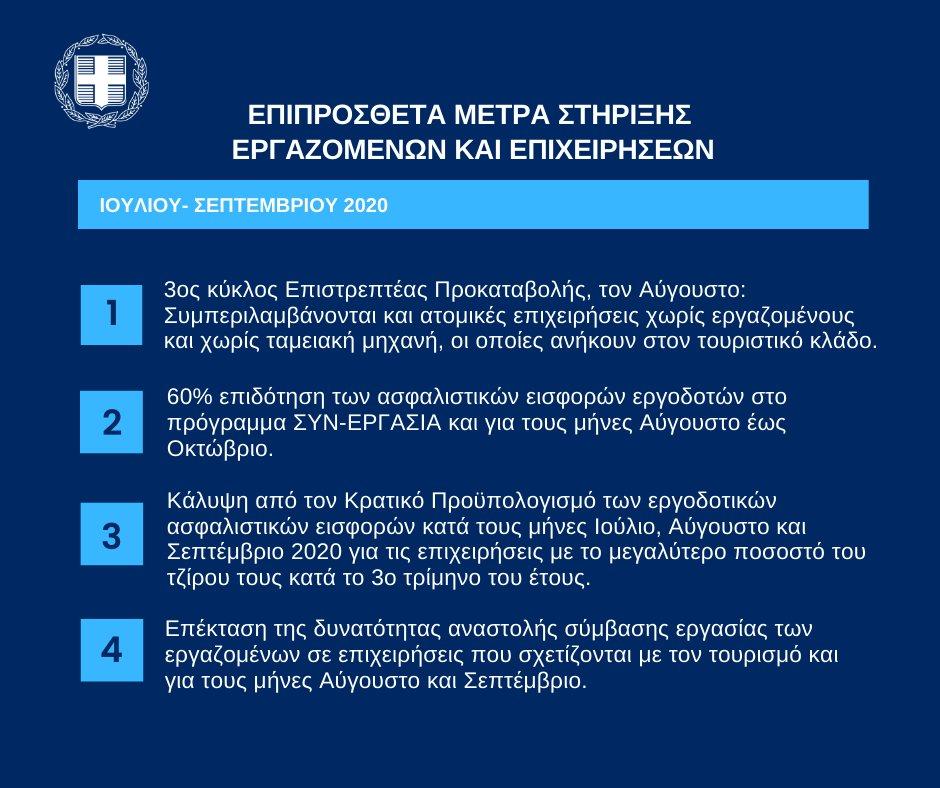 #covid19 #measures #KaiSunexizoume https://t.co/vdC1YbuGH7