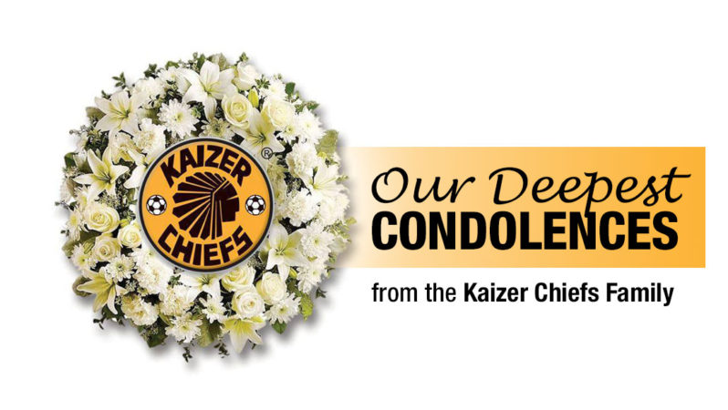 The Club is saddened by the news of the passing of Thato Ntsoelengoe, the wife of the late legend Ace Ntsoelengoe. We wish to express our deepest heartfelt condolences to the bereaved family and friends. May her soul rest in eternity.