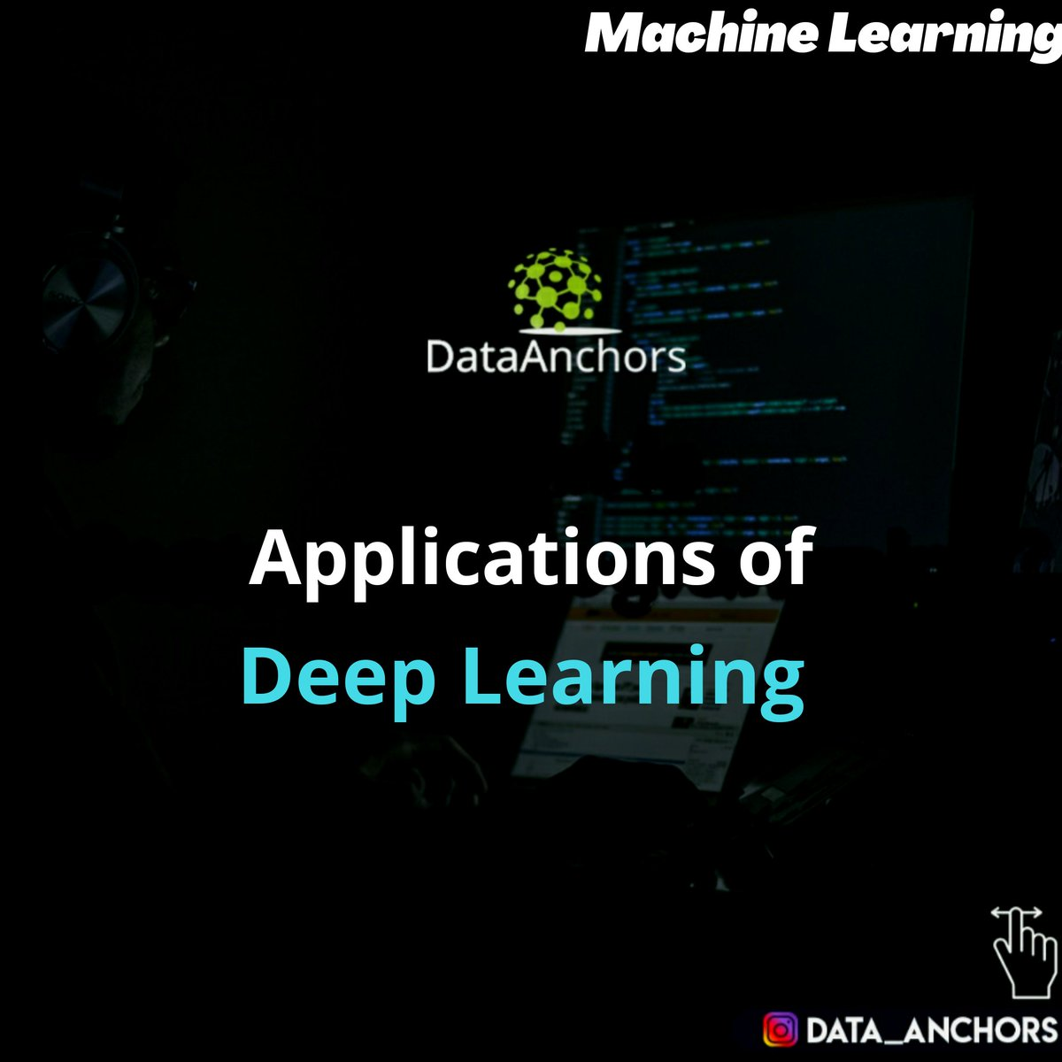 Applications of Deep Learning   #programminglanguages #computerscience #coding #inventions #programming #programmer #inventory #programminglife #codingbootcamp #codinglife #codingdays  #deeplearningalgorithms #dataanchors #applicationspic.twitter.com/JF2NmJ3cmT
