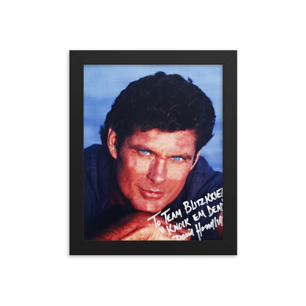 David Hasselhoff framed photo from DodgeBall movie  #dodgeball #dodgeballmovie #hasselhoff davidhasselhoff #baywatch #cultmovie #vincevaughn #trampolinpark #benstiller #cinema #movie #replica #replicaprop #replicaprops #cultmovie #film #films #video #actor #instamovies pic.twitter.com/bHpoB3ZtAT