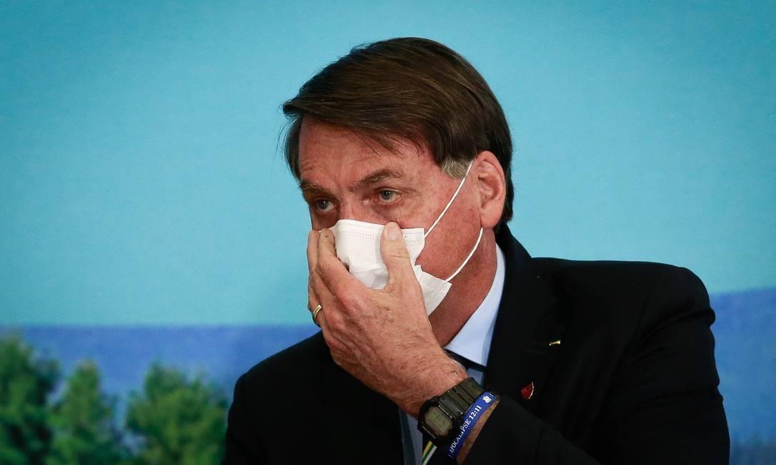 Bolsonaro veta uso obrigatório de máscara em comércio, escolas e templos https://t.co/x1YmM2pwzs https://t.co/MvrI5pZbql