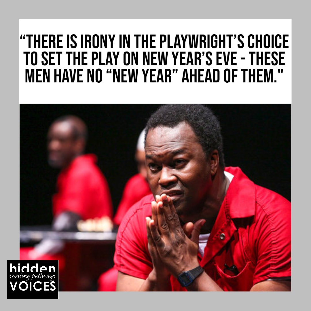 #FBF | COUNT was a full-length play co-created with men on death row, written by our Founder & Director, Lynden Harris, and directed by our Associate Director, Kathryn Williams. Count premiered in August 2017 with @playmakersrep. #SocialJustice pic.twitter.com/ISChHY9Gju