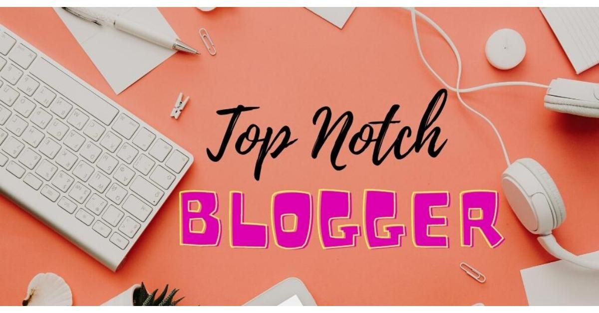 How to Become a Top Notch Blogger in 2020 with These Sure Fire Tips and YES, there is still time in 2020! 👍 Mentions @RyanBiddulph @donna_tribe @problogger @MelissaOnline @Mitch_M @MrsPaznanski @Mosclem @SusanGilbert @HaveSippy #bloggingtips bit.ly/3gsUcuJ