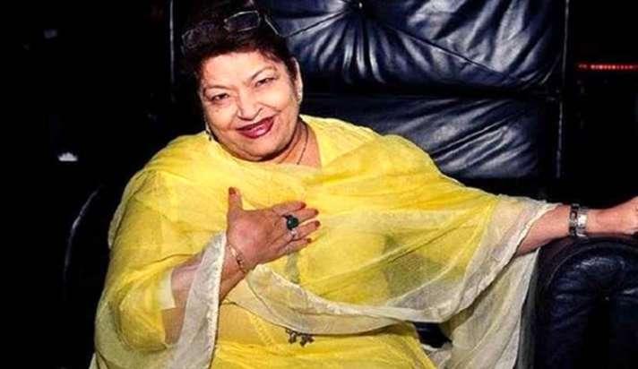 बॉलीवुड की वरिष्ठ और मशहूर कोरियोग्राफर श्रीमती सरोज खान जी के असामयिक निधन का दुःखद समाचार मिला। राष्ट्रीय फ़िल्म पुरस्कार से सम्मानित सरोज जी को फिल्म जगत में उनके अमूल्य योगदान के लिए हमेशा याद रखा जाएगा। ईश्वर उनकी आत्मा को शांति और उनके परिवार को सम्बल प्रदान करें #SarojKhan https://t.co/Jh8kTta7IC