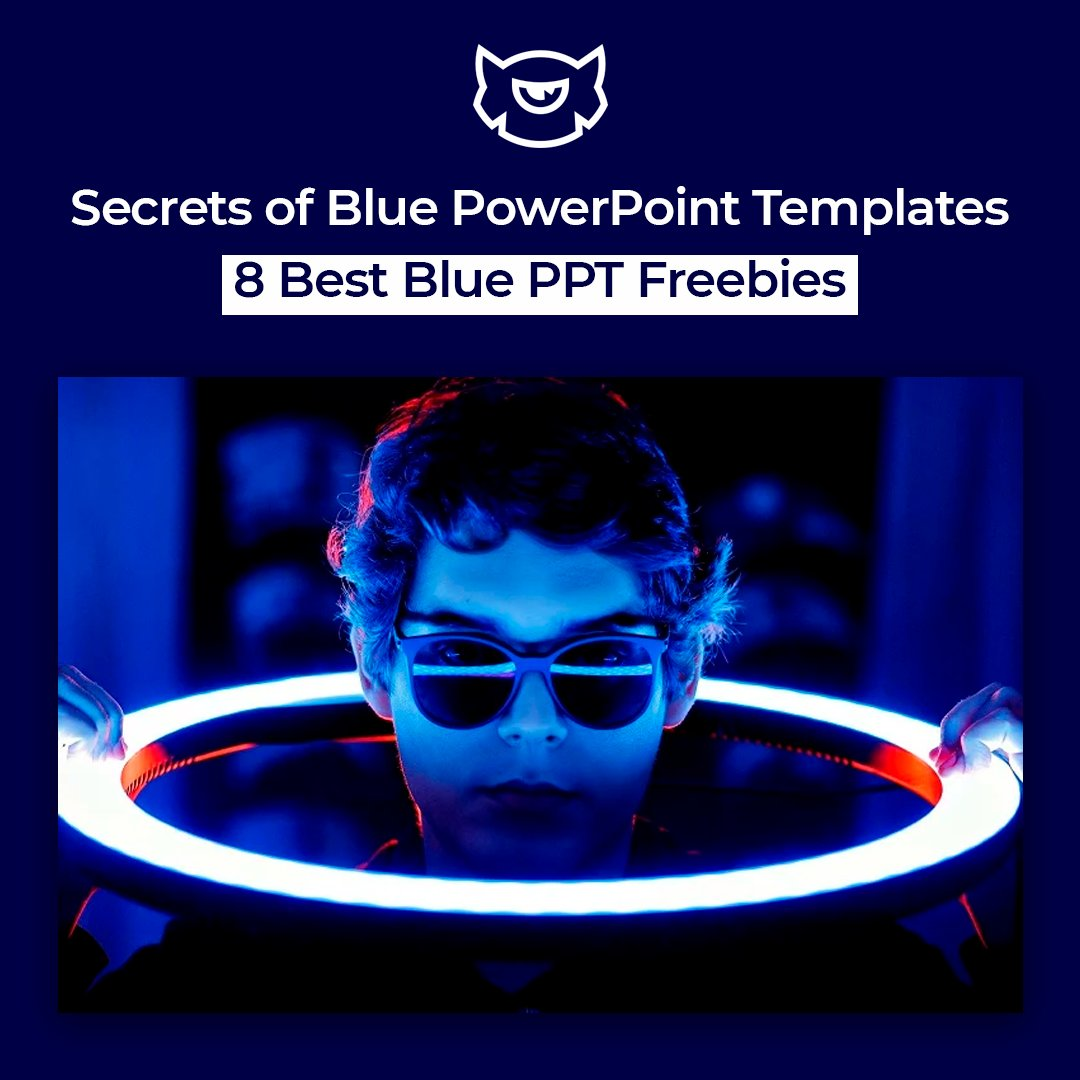 🤩What is so special about blue #PowerPoint templates? Read in our article⤵️  And download 8 best blue PPT Freebies -  https://t.co/2UJo6EMQVq https://t.co/WehdMKXe75