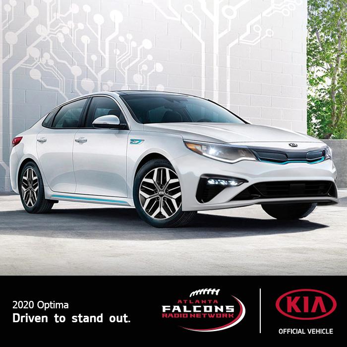 #ad @kia, the Official Car of the Atlanta Falcons Radio Network. #KiaOptima https://t.co/rIsN4mCLxG