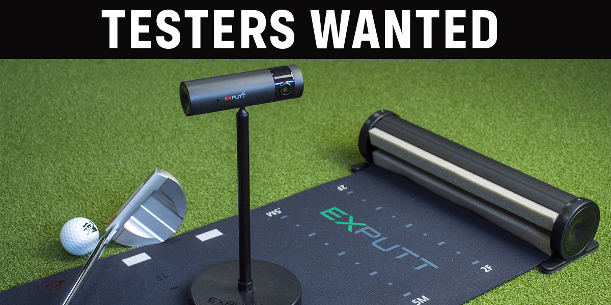 LIKE this if you want to be a tester!  ExPutt | putting simulator & indoor putting training aid  TESTERS WANTED: https://t.co/pTFHaYvIzt https://t.co/v2FrSin8Hz
