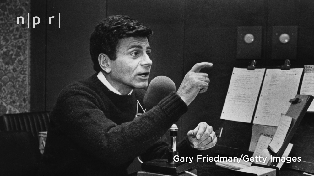 50 Years Ago, Casey Kasem Began Counting Down The Hits On American Top 40 n.pr/2YWQMKQ