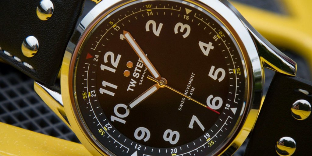 Love motorsports? Add the excitement of racing to your look with the #SwissVolante.   Unbeatable timepieces full of sporty attitude. Time to join the fast lane. 🏎  https://t.co/G7KUc52axK  #TWSteel #WelcomeToTheFastLane #Timepiece https://t.co/8iZY13Wk08