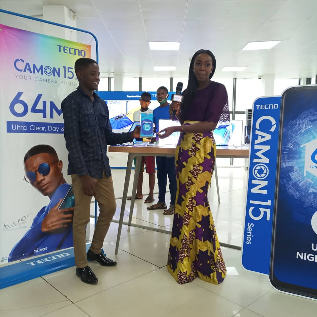 Meet some of the winners of the Tecno Predict and Win Promo. Participate in the next Predict and Win on Facebook this Saturday and you too could be part of our lucky winners! Add us on Facebook: Tecno Mobile (GH) #TecnoGhana #TecnoPredictAndWin https://t.co/BtgDHwCa1K