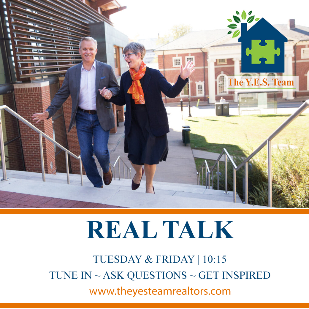 A very special edition of REAL TALK TODAY at 10:15 Yonna Smith joins Keith & Jerry to discuss the 4th of July, Covid19, and the the new, public, open house protocol. tune in ~ ask questions ~ get inspired http://theyesteamrealtors.com/real-estate-news/…pic.twitter.com/VfBRU2vciR