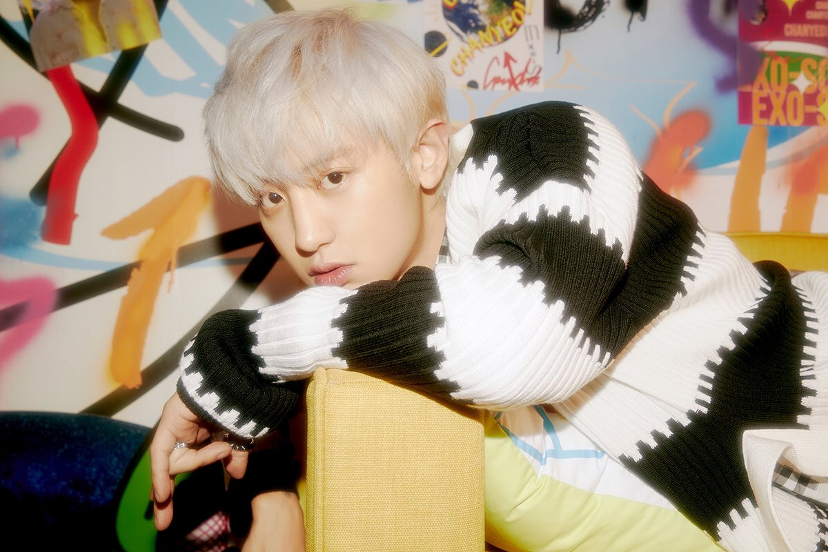 [OFFICIAL] 200702 #EXO_SC official website update with #CHANYEOL ➢ exo-sc.smtown.com/Intro @weareoneEXO #EXO #엑소 #찬열 #1BillionViews #10억뷰 2/2