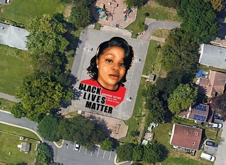 Large mural of Breonna Taylor to be painted in Annapolis https://t.co/BVVbCUUn5A https://t.co/ylCeHdkbd6