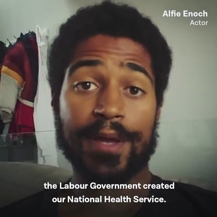 In 1948, rebuilding from the devastation of World War Two, the Labour Government created our National Health Service. Today, it remains our proudest achievement. Labour will always protect it so that it can protect you.  #ThankYouNHS