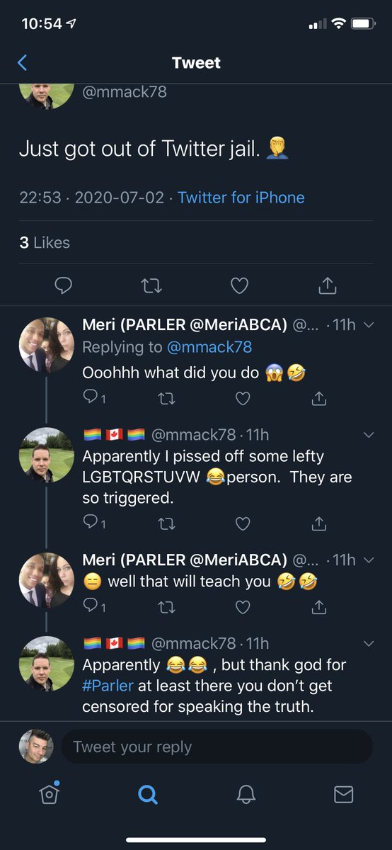 This gross guy needs to be banned from twitter. @mmack78  Literally told me I'll die from AIDS.  White conservative gays are the worst.   @Twitter you only gave him a half ass slap on the wrist.pic.twitter.com/UyYgW4gPyP