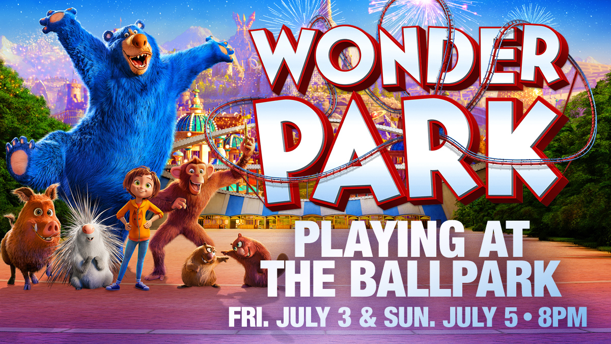 """Showing tonight and Sunday at the Summer Movie Series presented by @HallerEnt @HighCompanies @TurkeyHillDairy - """"Wonder Park."""" 🎢🎡  🎟️: https://t.co/l1fPFSBGQ7 https://t.co/PvKOnmmd5P"""