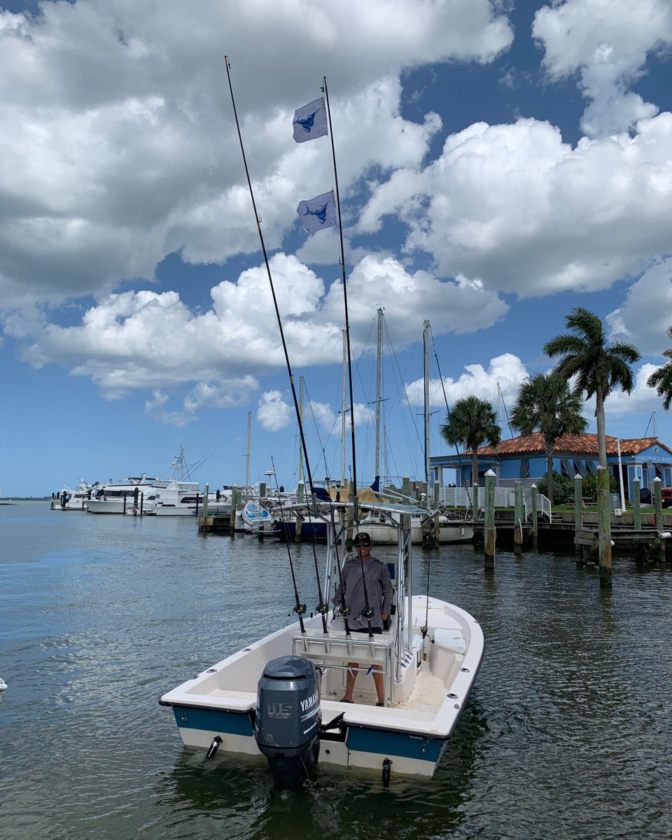 Fort Pierce, FL - Capt. Chris Pakarinen on the Pakfinder went 2-3 on Sailfish.