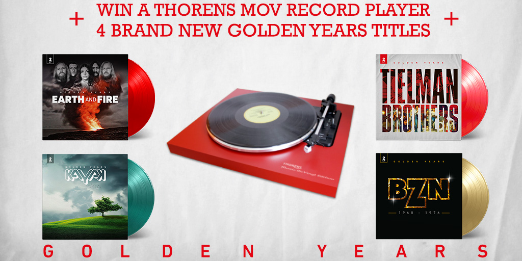 WIN A THORENS MOV RECORD PLAYER + 4 BRAND NEW GOLDEN YEARS TITLES  In celebration of our brand new Golden Years series, we are giving a brilliant prize away to a fan! All you need to do is reply to this post and share the message with your friends. You can enter until July 12th! https://t.co/bZ15tnJfXH