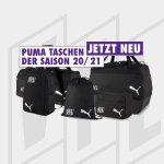 Image for the Tweet beginning: Die neuen PUMA-Taschen der Saison