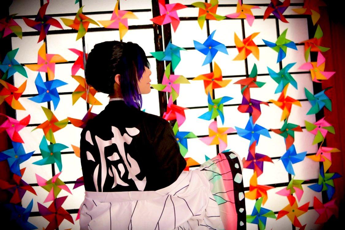 Ngắm loạt ảnh cosplay đẹp mắt của nữ thần 18+ Yui Hatano vào vai Trùng Trụ trong Kimetsu no Yaiba - Ảnh 10.