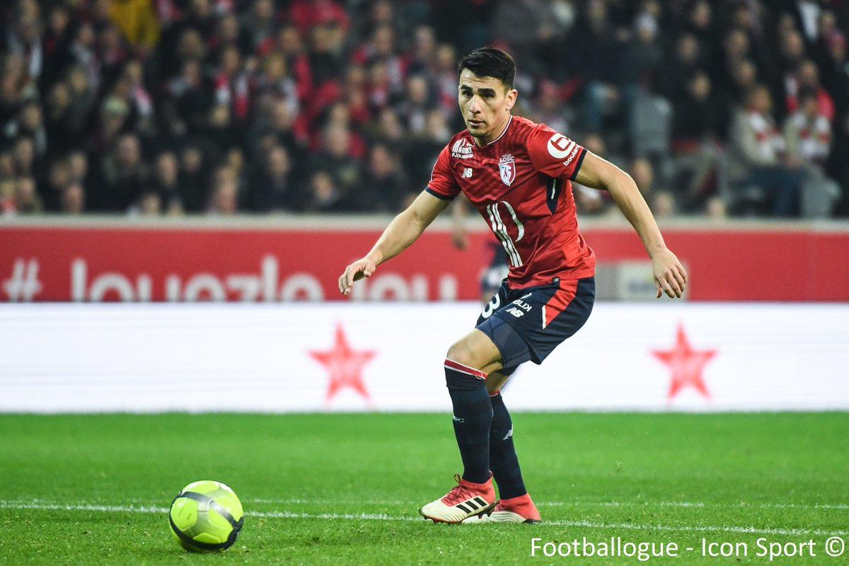 [#Mercato🔁] OFFICIEL ! Junior Alonso (27 ans) quitte Lille pour le Clube Atlético Mineiro (Brésil). (@losclive)