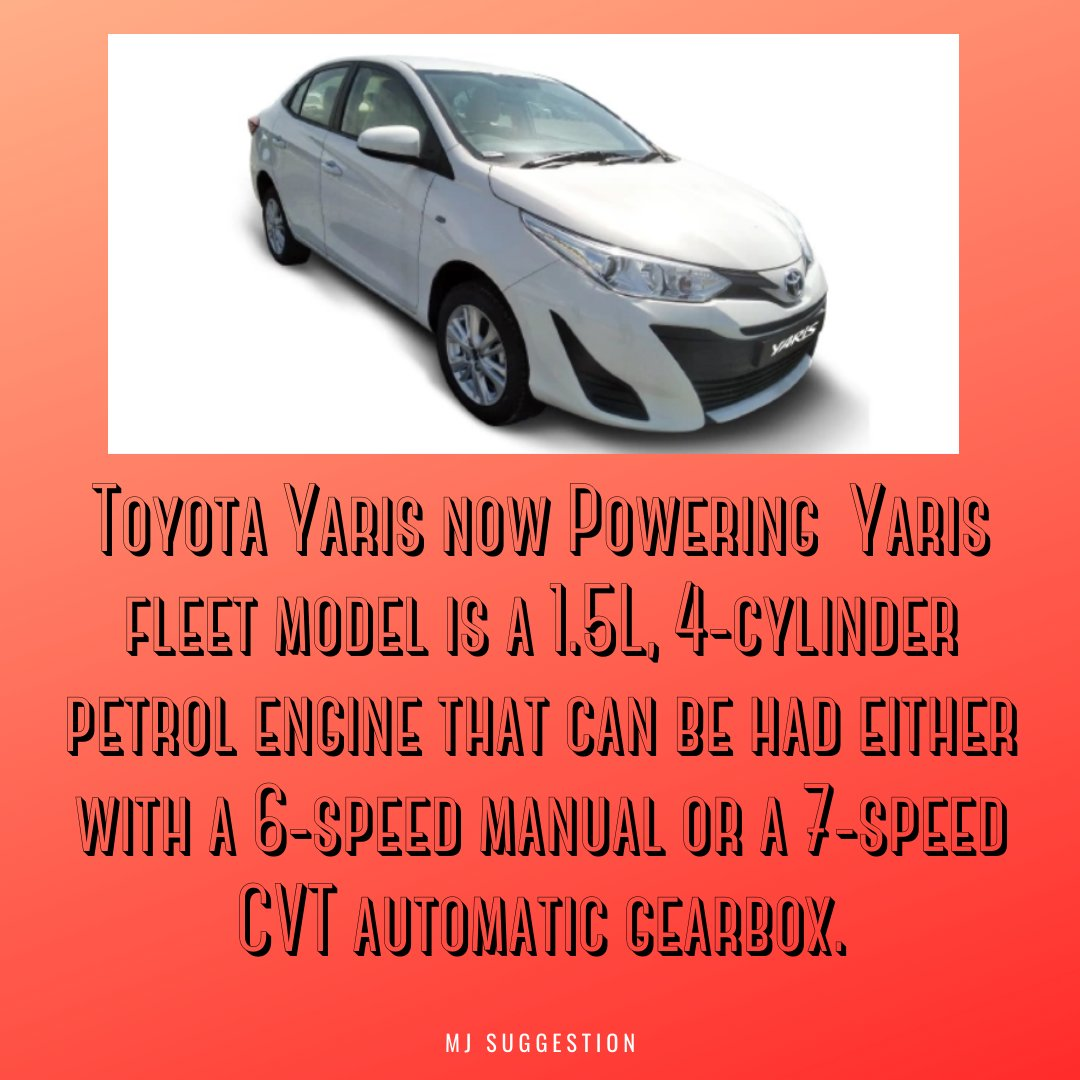 #Toyota #yaris now availablepic.twitter.com/Nc35xcSlHH