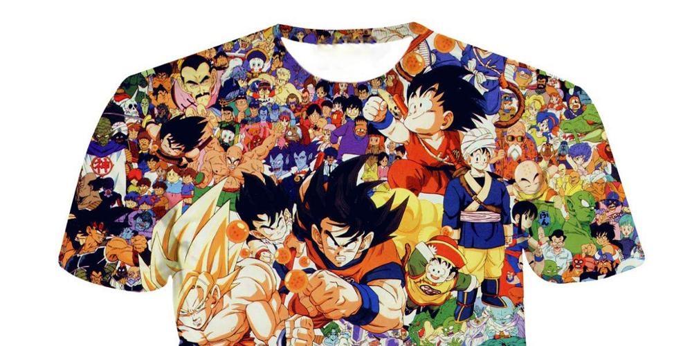 #otakuworld #sao Dragon Ball Z Saiyan Goku 3D T-shirtpic.twitter.com/8dFaBLdmxz