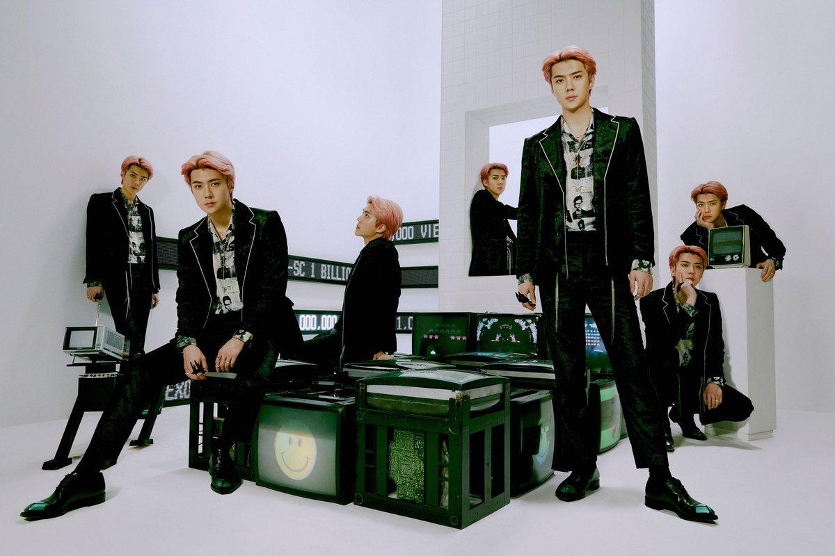 [OFFICIAL] 200703 #EXO_SC official website update with #SEHUN ➢ exo-sc.smtown.com/Intro @weareoneEXO #EXO #엑소 #세훈 #1BillionViews #10억뷰 1/2